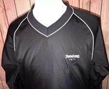 FootJoy Pullover Jacket Sz Med Short Sleeve Fj Golf Windbreaker Farm Links Logo