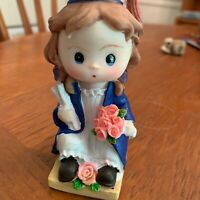 GRADUATION Figurine Statue Paperweight for Girl