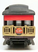 HO CANADIAN PACIFIC Heavyweight OBS MOUNT BLUEBELL Passenger Car CP MW/IOB