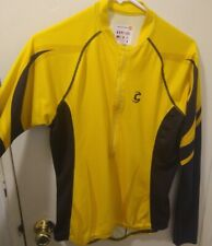 Cannondale long sleeve cycling jersey- large