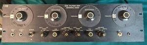 """UA Universal Audio 565T """"Little Dipper"""" Filter Set Urei"""