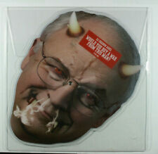 """DJ SHADOW Vs. RADIOHEAD The Gloaming LIMITED EDITION SHAPED PICTURE DISC 10"""""""