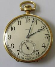 Longines Mechanical (Hand-winding) Watches with 12-Hour Dial