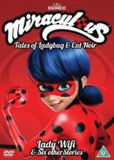 Miraculous - Tales of Ladybug and Cat Noir Volume 1 Vol New DVD Lady Wifi R4