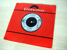 """The Passions The Swimmer A//2 B//1 UK 7"""" Polydor POSP 184 1980 NM"""