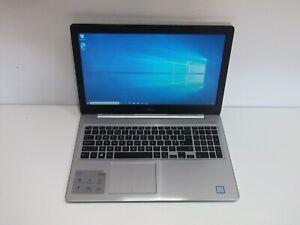 "Dell Inspiron 15 5570 15.6"" Intel i5-8250U HDD 8GB RAM Laptop - Windows 10"