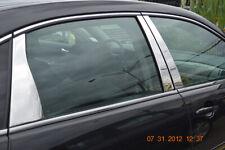 2006-2013 CHEVY IMPALA STAINLESS STEEL DOOR PILLAR POST 6PC