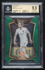 2015-16 Panini Select Green Prizm 3/5 Daley Blind (Base) #96 BGS 9.5 GEM MINT