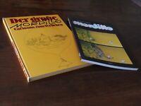 2 x Mordillo Opus 1 + Der Große Mordillo Cartoons zum Verlieben - Humor Klassik