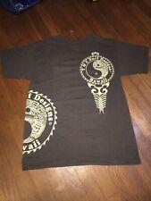 Town & Country Surf Designs brown m t-shirt honu turtle shark
