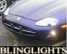 1996-2006 Jaguar XK XK8 XKR Xenon Halogen Fog Lights Driving Lamps 04