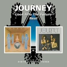 Journey Look Into The Future/Next 2on1 CD NEW SEALED Digitally Remastered