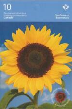 Canada 2011 BK449 #2443-44 - Sunflowers - Unused