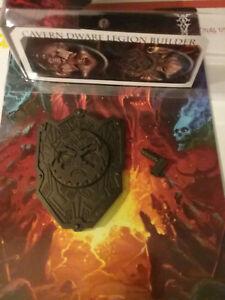 SHIELD Cavern Dwarf Legion Builder Mythic Legions Advent of Decay NEW Horsemen
