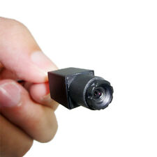520TVL Mini Micro CCTV Audio Night Vision Camera  90 degree View Angle Camera