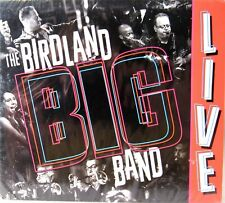 The Birdland Big Band - Live (Cd Digipak) >Sealed< Jazz