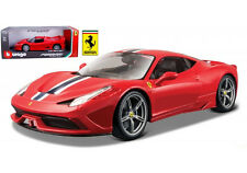 Tobar 1 18 Scale 458 SPECIALE Car