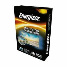 Energizer Multi Colour TV Mood Light 2 X 50cm S10385