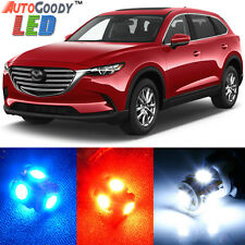 13 x Premium Xenon White LED Lights Interior Package Kit for Mazda CX-9