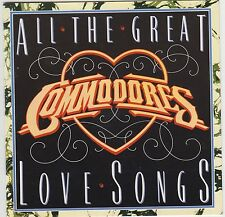All The Great Love Songs - Commodores  ( Motown 1984 )