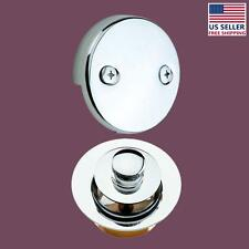 Tub Drain Lift and Turn Drain Overflow Replacement Parts   Renovator's Supply