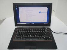 Dell Latitude E6320, i5-2520 2.5GHz 320GB 4GB Win10 Pro New battery