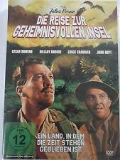 Die Reise zur geheimnisvollen Insel - Jules Verne - Dinosaurier, Urzeit, Havarie