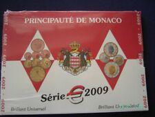 Monaco KMS 2009 BUC originalverpackt 1 Cent bis 2 €; Nur 8.000er Auflage !!!