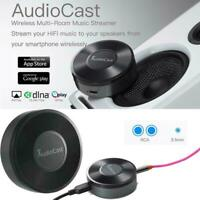 M5 AudioCast HIFI Music Receiver Airplay DLNA WIFI Audio For IOS Speaker N9A3