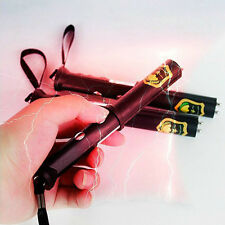 Electric Shocking Stick Flashlight Toy Shock Joke Gadget Prank Funny Trick Gag
