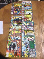 16 Marvel Uncanny Xmen Comics