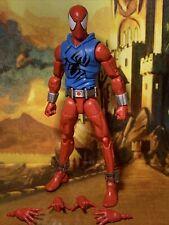 Marvel Legends Spider-Man Scarlet Spider