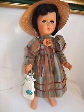 VECCHIA BAMBOLA anni 50/60  vintage doll