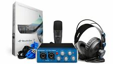 PreSonus Audiobox 96 Studio USB Recording Package w/ Studio One