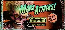 Mars Attacks Widevision Factory Sealed Trading Card Pack