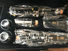 2020 New YAMAHA YCL 250 Clarinet with In Beautiful Box Free Shipping
