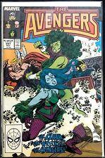 Avengers Vol. 1, #297; Grading: NM-