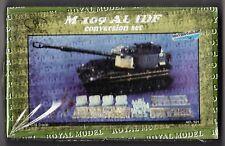 ROYAL MODEL 101 - M 109 AL IDF CONVERSION SET - 1/35 RESIN KIT