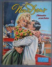 ►NOUS DEUX 732 - 1961 - LE RETOUR - EMMANUELLE RIVA