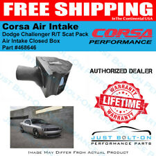 Corsa Air Intake Closed Box 2011-2019 Challenger Charger R/T SCAT 6.4L 468646