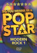 Pop Star Karaoke - Modern Rock Volume 1 DVD
