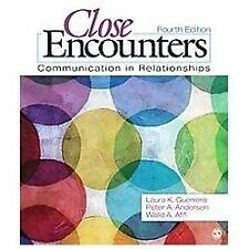 Close Encounters: Communication in Relationships - 2013 Paperback (4th Edition)