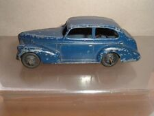 DINKY TOYS 39B OLDSMOBILE IN USED CONDITION SCROLL DOWN FOR THE PHOTOS