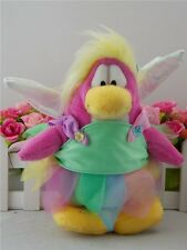 CUTE  Disney Club Penguin Toys Angel with wing *DOES NOT HAVE COINS INCLUDED 3+