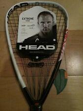 Head Extreme Edge Racquetball Racquet 3 5/8 new
