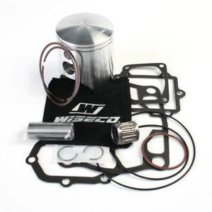 Top End Rebuild Kit- Wiseco DR Piston/Bearing + Gaskets TE/TC250 *STD/66.40mm*