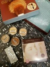 I.D. BARE MINERALS ESCENTUALS SUNSCREEN LIGHT MED BEIGE * NEW * TESTED * EXP
