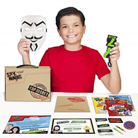 Spy Ninjas Project Zorgo Infiltration Mission Kit from Vy Qwaint and Chad Wild