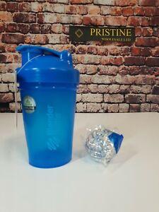 BlenderBottle Classic Protein Shaker With Stainless Steel Blenderball 400ml