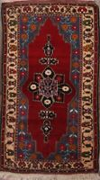 "Stunning Tribal 4x7 Anatolian Turkish Oriental Area Rug Wool Carpet 7' 2"" x 4' 3"